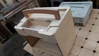 Wooden Sortainer 4