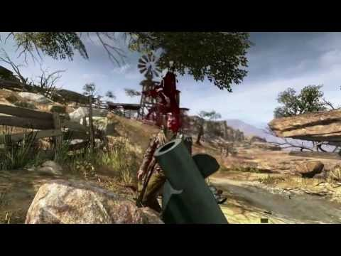 Call of Juarez Gunslinger - Launch Trailer