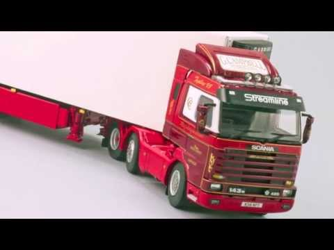Model Truck World: G. Campbell Scania Streamline