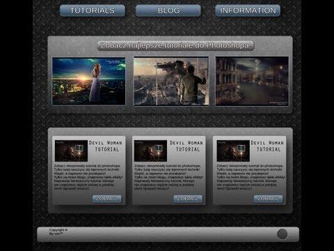 Jak stworzyć stronę internetową na bazie projektu bloga
