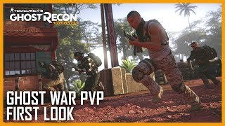 Ghost Recon Wildlands - Ghost War PVP