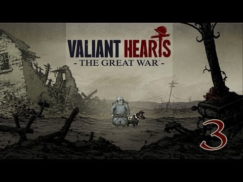 Прохождение VALIANT HEARTS: THE GREAT WAR - #3 Реймс