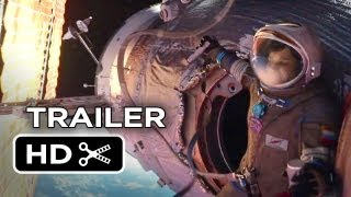 Gravity Official Main Trailer (2013) Sandra Bullock