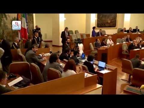 Seduta di insediamento della X legislatura