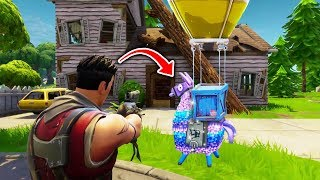 Top 5 Luckiest Things TO EVER HAPPEN IN FORTNITE!