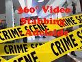 VR 360 Crime Scene Video Stabbing Adelaide 2013