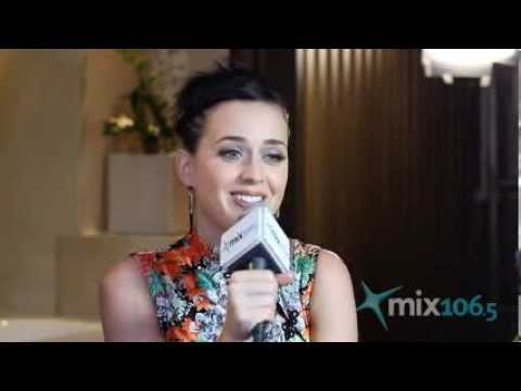 Katy Perry Radio Interview With Yumi Stynes