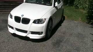 BMW 335i - MAJOR MODIFICATIONS videos