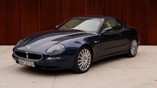 Maserati Coupe GT 2002 4,2 V8 - HD