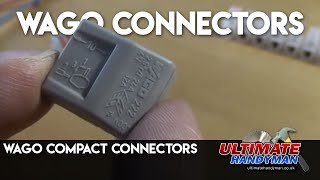 wago compact connectors