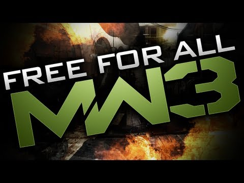 MW3 FFA Tips (Modern Warfare 3 Free for all)