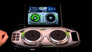 Scratching and Cueing with EZ PRO DJ