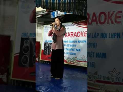 Em đi qua cầu cây - hội thi karaoke chợ Từ Đức