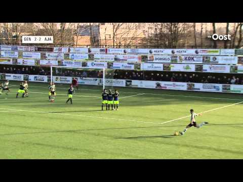 SC Genemuiden wint diep in blessuretijd van Ajax