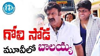 Balakrishna New Movie Goli Soda Working Stills