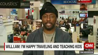 Will.I.Am: There are 'shithole' communities in US