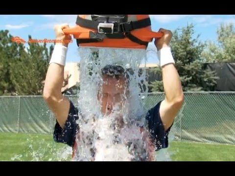 هذه هي قصة تحدي دلو الماء المثلج !