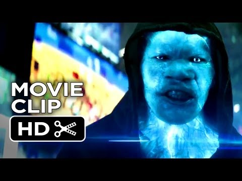 The Amazing Spider-Man 2 Movie CLIP - Times Square Sniper (2014) - Andrew Garfield Movie HD