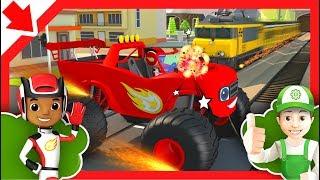 Macchine in italiano la mia collezione delle macchine for Blaze e le mega macchine youtube