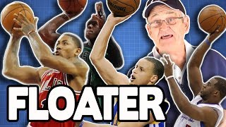 Secrets To The FLOATER! How To Shoot A Floater, Runner