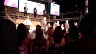 Jersey Boys Curtain Call Atlanta GA June 14 2009