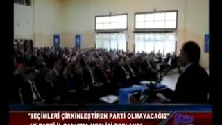 Murat Baybatur Seçim'i Çirkinleştiren Parti Olmayacaz