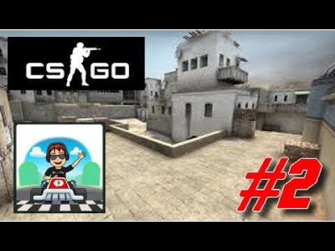 CSGO FUNNY MOMENT Gameplay #2 (FR) (DUST II)