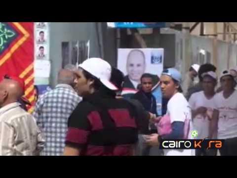 بالفيديو   مرشحو الترسانة يستخدمون الحسناوات فى الدعاية