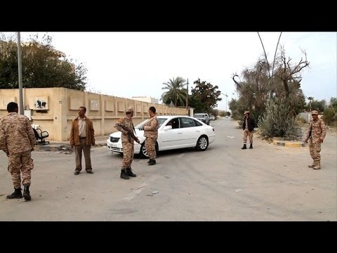 Libyan troops deploy in Tripoli as militias ordered out