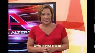 Assista ao Jornal da Alterosa 1� Edi��o - 27/01/2015