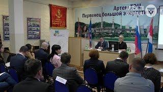 Совет молодых депутатов Приморья провел выездное заседание