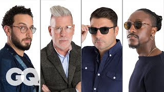 How To Find the Right Glasses For Your Face   GQ