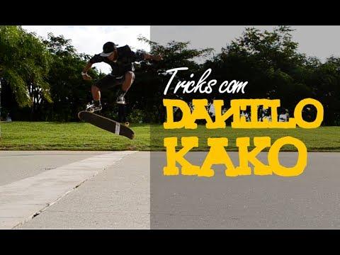 Conspiracy Skateboard | Danilo Kako