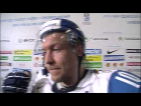 Finland v Slovakia Post Game Comments QF