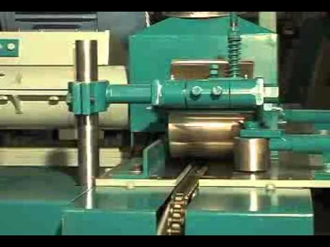 Fresadora de Tábuas - Modelo PLB (vídeo 2)