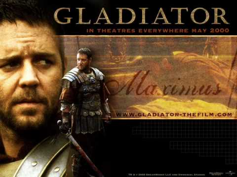 Gladiator - Now we are free (piano solo).wmv