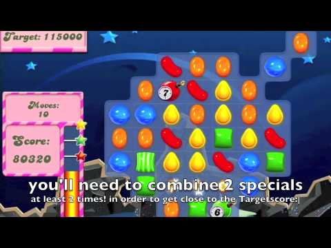 Candy Crush Saga - HOW TO DO level 97 - YouTube