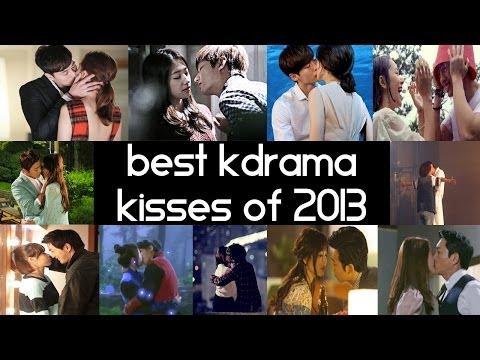 Top 11 Best 2013 Korean Drama Kisses - Top 5 Fridays