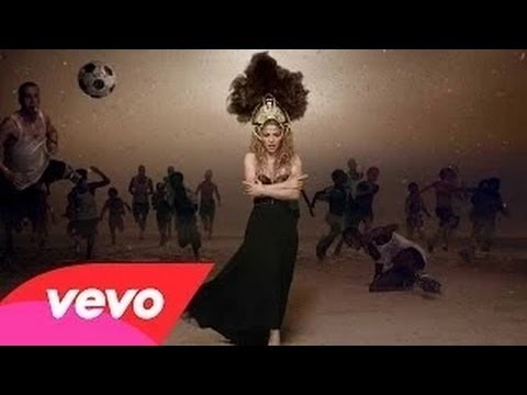 Shakira - Dare La La La (Legendado) Official Video ft. Carlinhos Brown