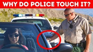 Why Police Touch Your Taillight, It's Extremely Important!