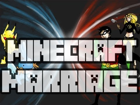 Minecraft | Minecraft Marriage Ep.1 | Its a 2v2 Situation
