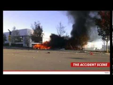 INCIDENTE MORTO Paul Walker VIDEO   .   ACCIDENT Paul Walker   DEAD LIVE VIDEO
