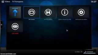 Tutorial Como Obter E Instalar O XBMC, Configurar