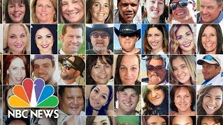 Remembering The Las Vegas Shooting Victims | NBC News