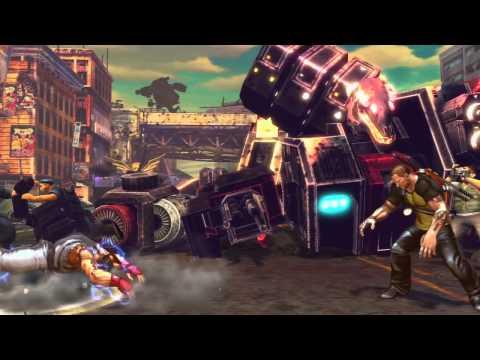 Street Fighter X Tekken - Trailer [HD]