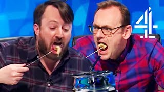 David Mitchell HATES the Fondue!! | 8 Out Of 10 Cats Does Countdown Best Bits Pt. 7