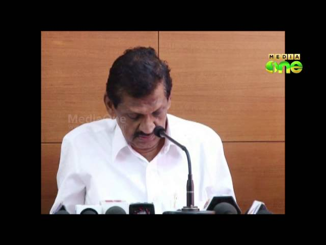 P.J Joseph on Kasturirangan report
