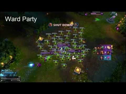 Ward Party   Mega Troll