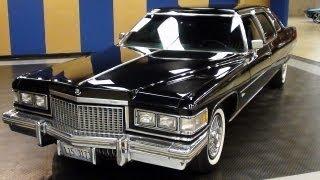 1975 Cadillac Fleetwood Limousine 500 V8