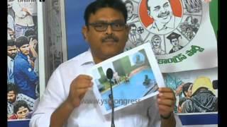 Ambati Rambabu slams TDP, questions Nara Lokesh